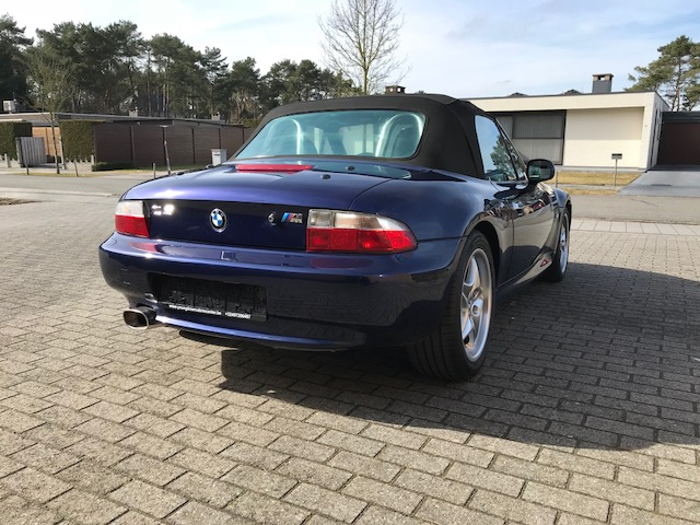 bmw z3 1 9i roadster tweedehands bmw z3 youngtimer. Black Bedroom Furniture Sets. Home Design Ideas
