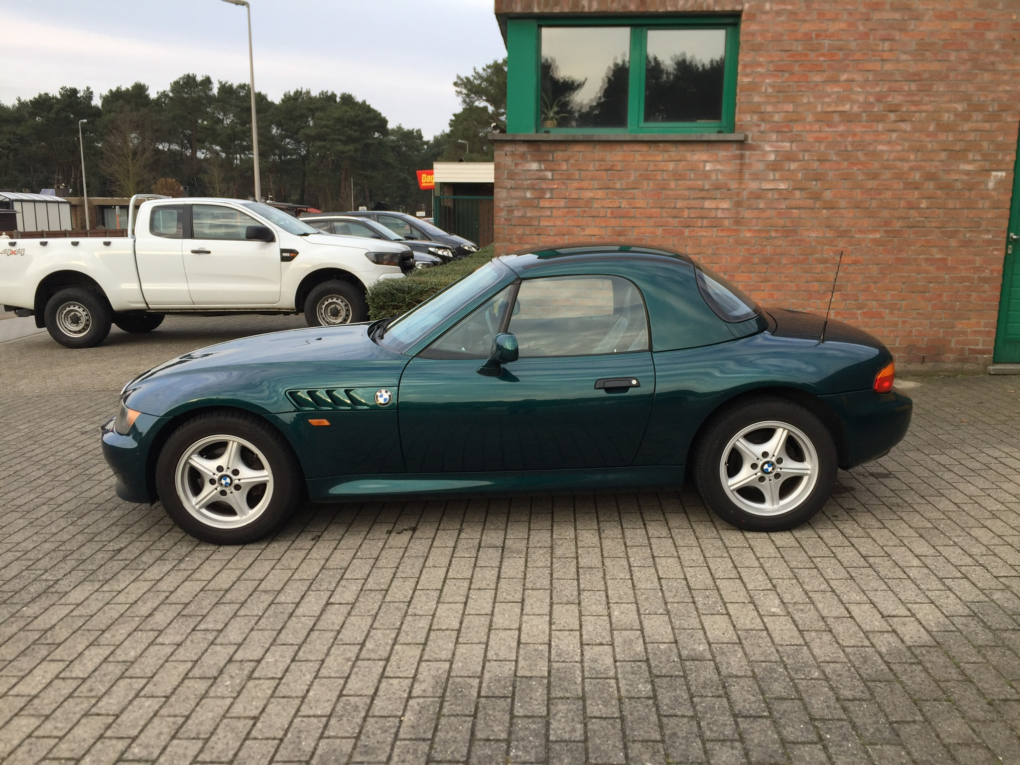 Bmw Z3 1 9i Automaat Tweedehands Bmw Z3 Youngtimer