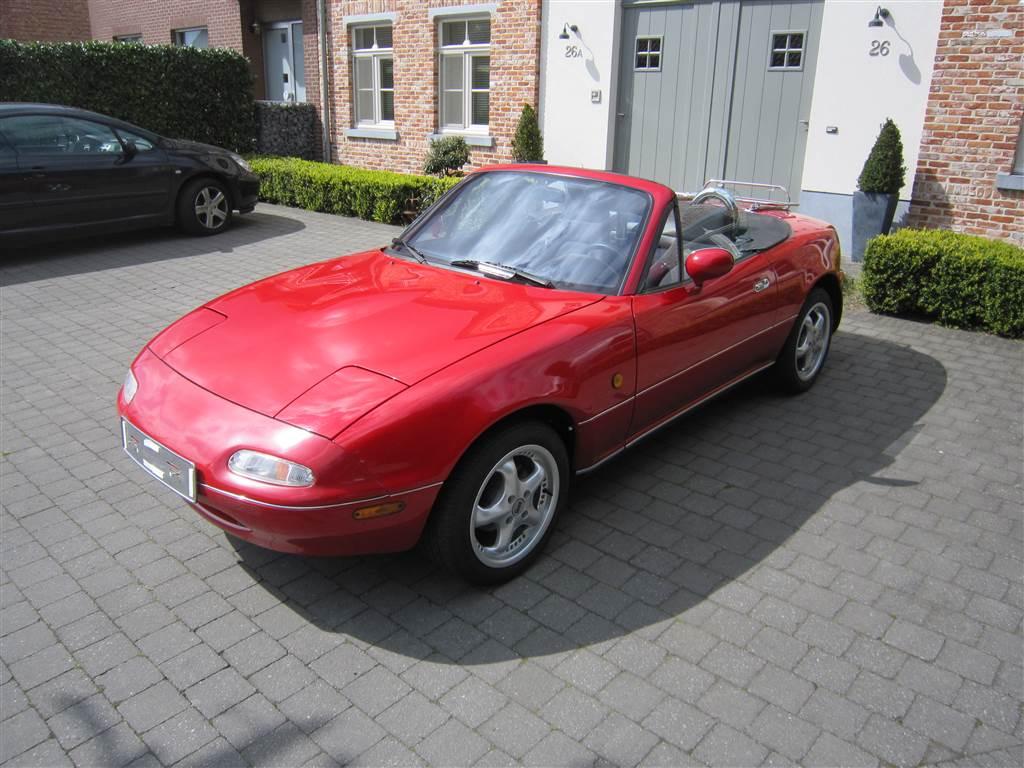 Mazda Mx 5 Na Oldtimer Tweedehands Mazda Mx 5 Youngtimer
